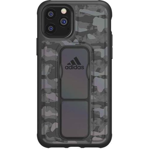 iPhone 11 Pro Max / 11 Pro / 11 Case ADIDAS Grip Case Camo Black