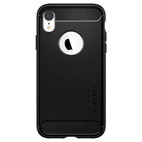 "Spigen iPhone XR 6.1"" Case Rugged Armor"