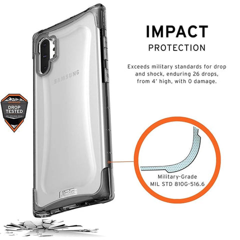 Samsung Galaxy Note 10 Plus Case UAG PLYO ICE (CLEARANCE) LIMITED