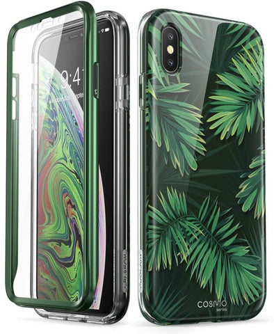 i-Blason iPhone XS Max Case Cosmo V2 with Screen Protector