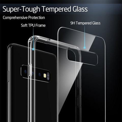 ESR Samsung Galaxy S10 Case Mimic