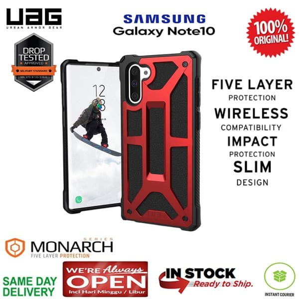 Samsung Note 10 Case UAG Monarch Casing