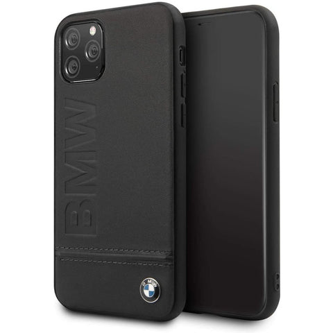 Case iPhone 11 Pro Max / 11 Pro BMW OFFICIAL Logo Imprint Casing
