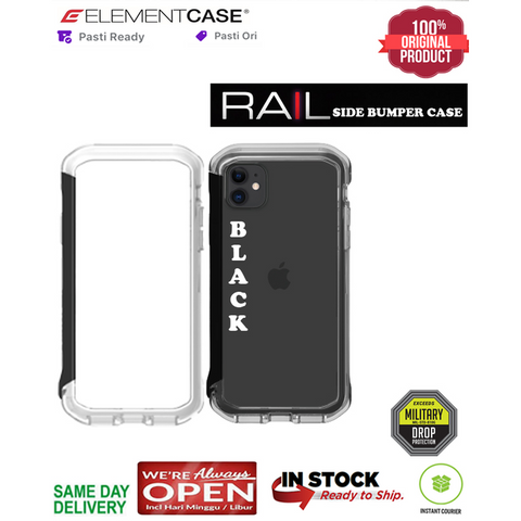 iPhone 11 / 11 Pro / 11 Pro Max Case Original ElementCase RAIL