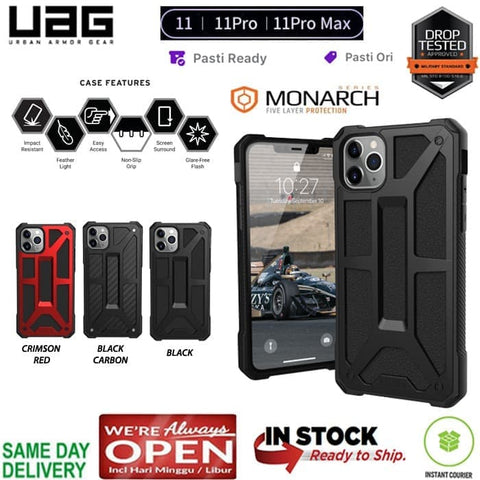 iPhone 11 / 11 Pro / 11 Pro Max Case UAG Monarch (ORIGINAL)