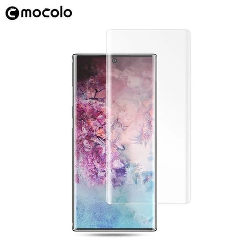 Samsung Note 10 Glass Mocolo UV Tempered Glass (0.3mm)