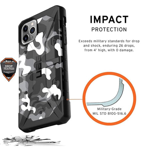 Case iPhone 11 Pro Max / 11 Pro / 11 UAG PATHFINDER SE CAMO ORIGINAL