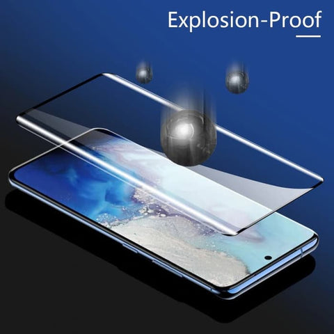 Samsung Galaxy S20 Ultra / S20 Plus / S20 TEMPERED GLASS FULL COVERAGE
