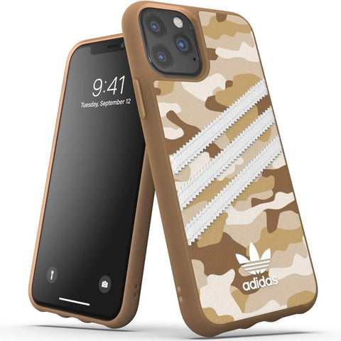 iPhone 11 Pro Max / 11 Pro / 11 Case ADIDAS Moulded Camo Brown