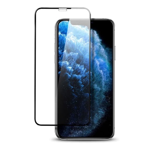 iPhone 11 / 11 Pro / 11 Max Spigen Tempered Glass Full W/Tray