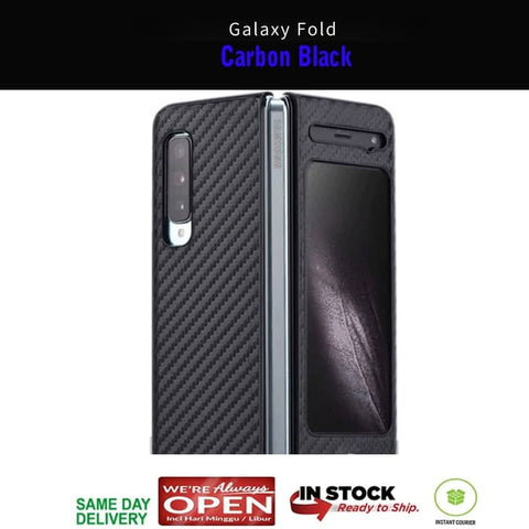 Samsung Galaxy Fold Case Carbon Black