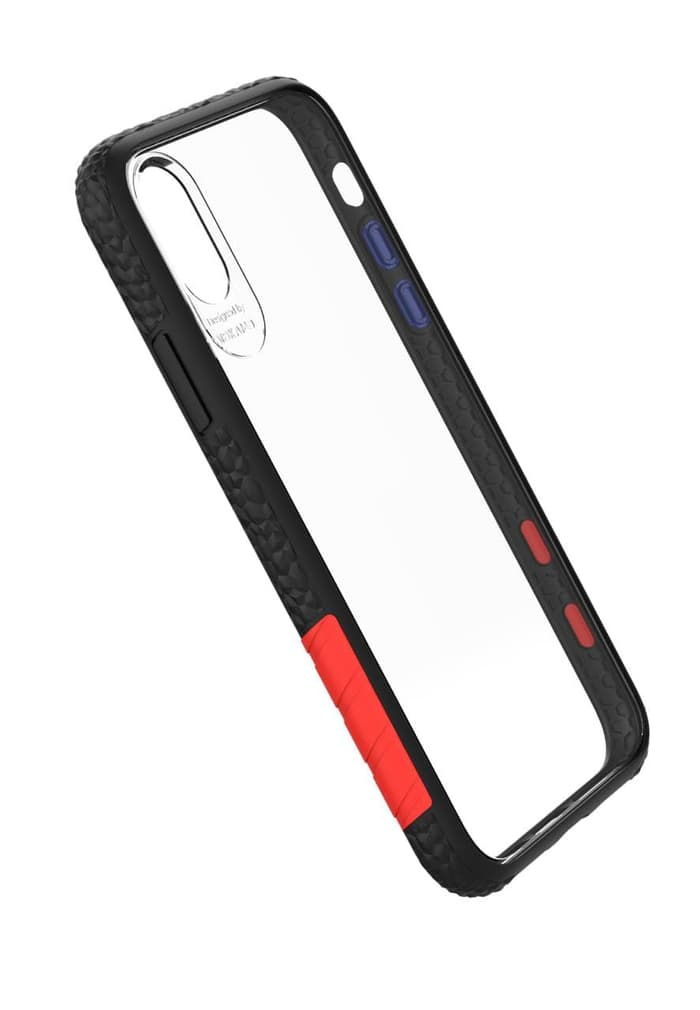 Vokamo iPhone XS Max Case Stect Movement and Drop Protection