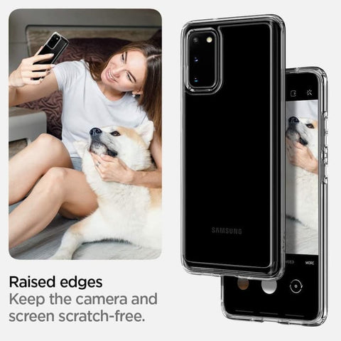 Samsung Galaxy S20 Ultra / S20 Plus / S20 Case SPIGEN ULTRA HYBRID