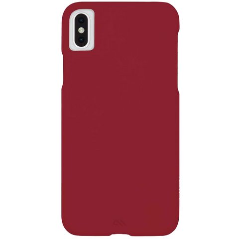 Case iPhone XS MAX CASEMATE BARELY THERE (ORIGINAL CLEARANCE)
