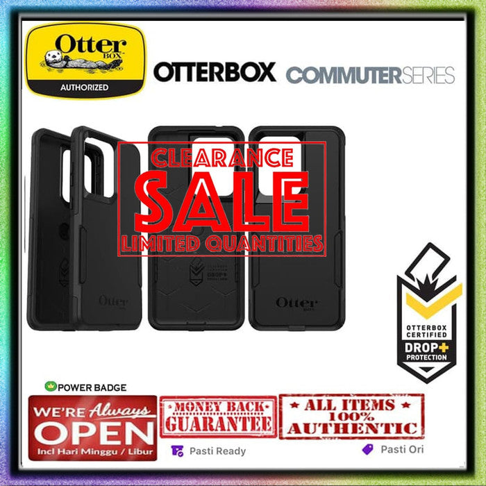 Case Samsung Galaxy S20 Ultra / S20 Plus / S20 OTTERBOX COMMUTER