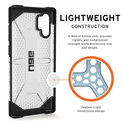 Samsung Galaxy Note 10 Plus Case UAG PLASMA Series (CLEARANCE)