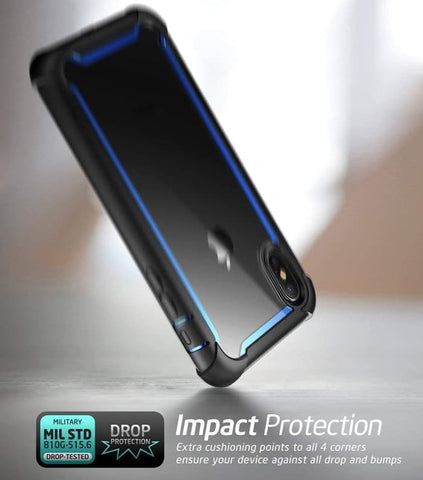 i-Blason iPhone XS Max Case Ares with Screen Protector
