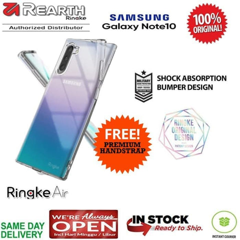 Samsung Note 10 Case Ringke Air Clear