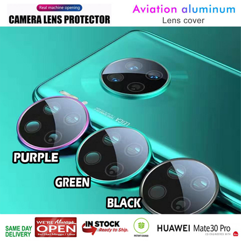 Lens Huawei Mate 30 Pro Full Protection Colors