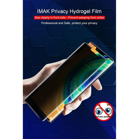 Antispy Huawei Mate 30 Pro Privacy Hydrogel Anti Gores