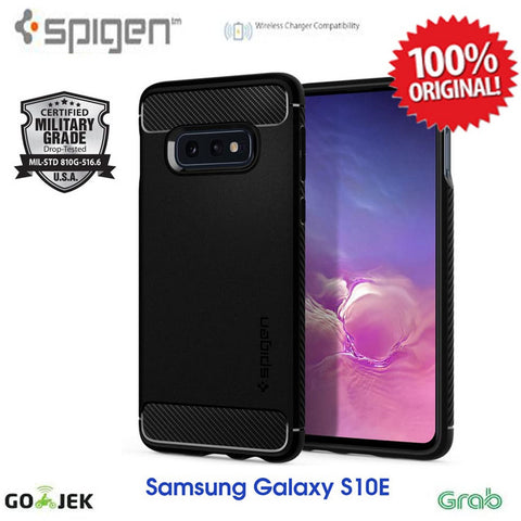 Spigen Galaxy S10E Case Rugged Armor