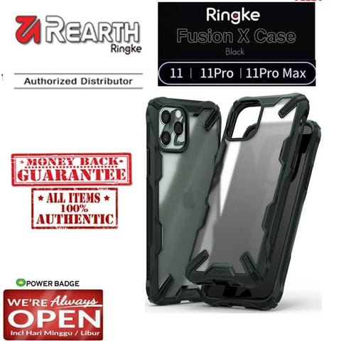Ringke Fusion X Case iPhone 11 Pro Max / 11 Pro / 11 Original