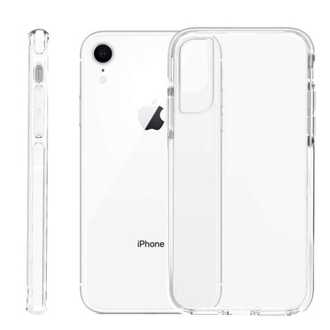 iPhone XR Case ORIGINAL CLEAR CASE ( Apple Genuine) YEAR OF SALE