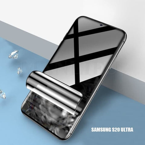 Antispy Samsung S20 Ultra / S20 Plus / S20 Privacy Hydrogel Screen