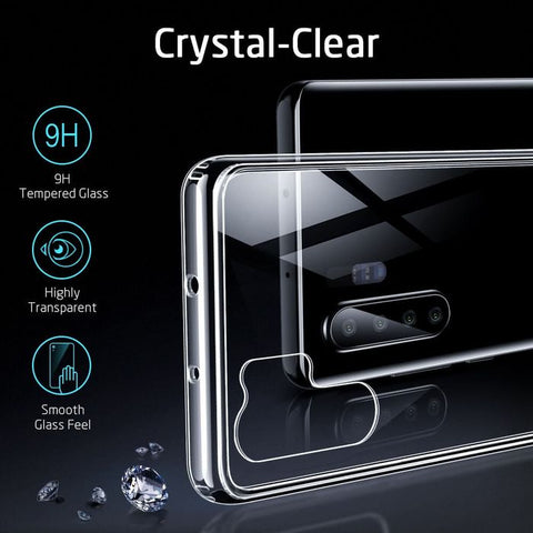Huawei P30 Pro Case P 30 Pro ESR Mimic Series Clear (Back Glass Cover)