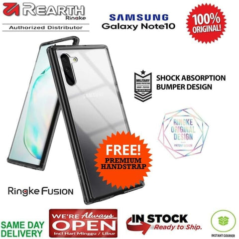 Samsung Note 10 Case Ringke Fusion
