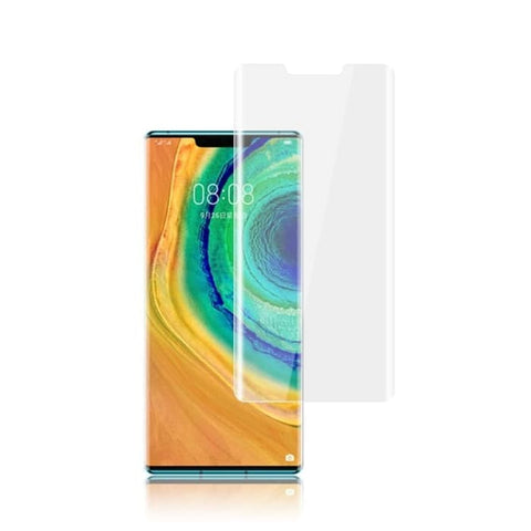 Tempered Glass Huawei Mate 30 Pro Mocolo 3D UV GLASS