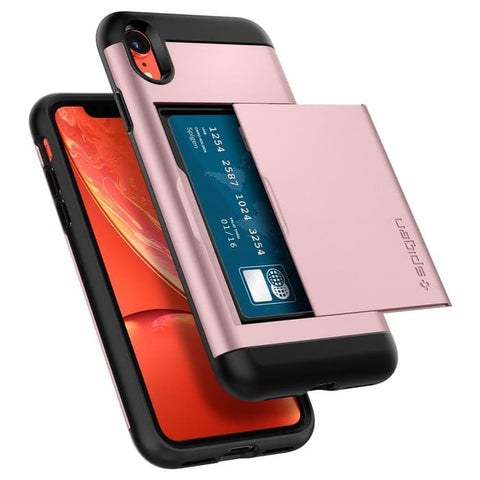 "Spigen iPhone XR 61"" Case Slim Armor CS"
