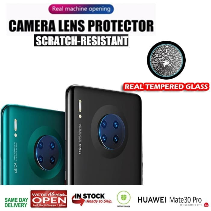 Glas Huawei Mate 30 Pro Lens Tempered Glass Full Protection