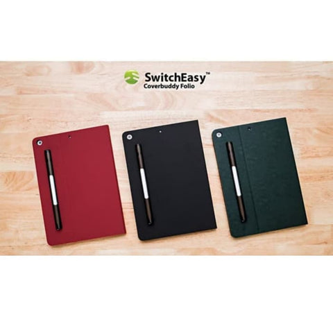 iPad Pro 10.2 Inch 2019 Switcheasy Coverbuddy Folio