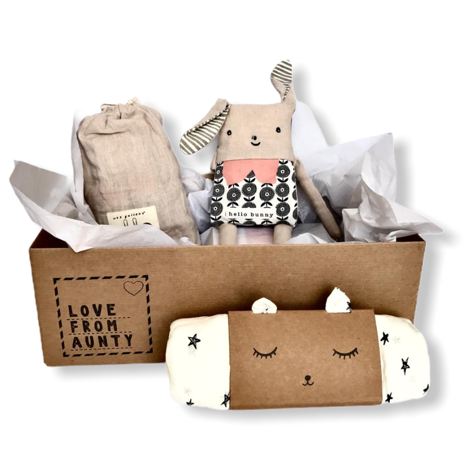 Organic Baby Gift Set Great Eco Friendly Baby Gift Ideas Love From Aunty
