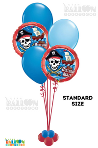 Pirate Birthday Balloons