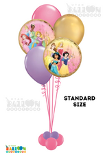 Load image into Gallery viewer, Disney Princess Birthday Balloons - Utah Delivery