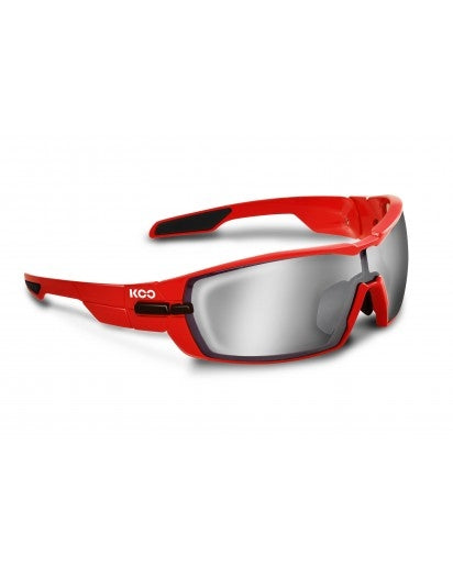 Koo open sunglasses - red