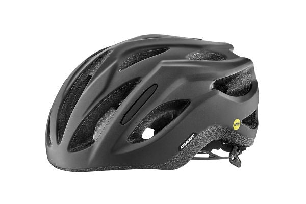 Giant Rev Comp MIPS Road Helmet black