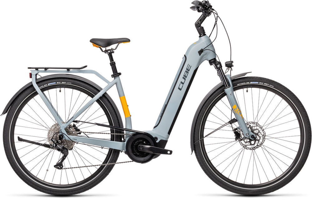 Cube Touring Hybrid Pro 625 Electric Bike 2021