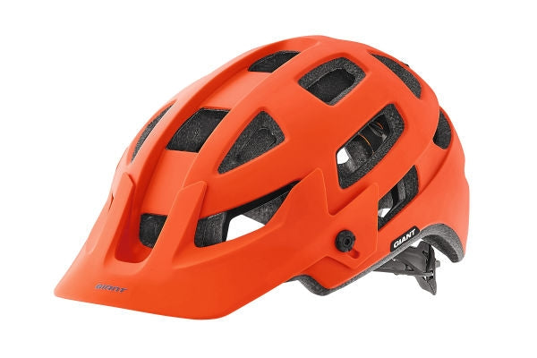Giant Rail SX MIPS Trail Helmet orange