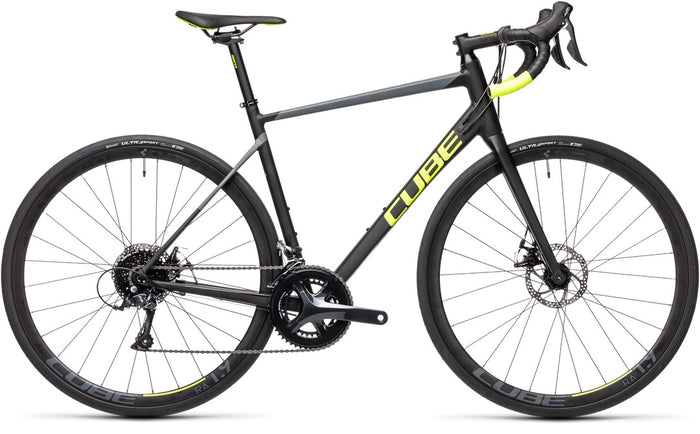 Cube Attain Pro Road Bike 2021