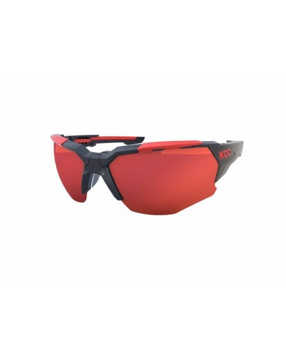 Koo Orion Sunglasses Black/Red