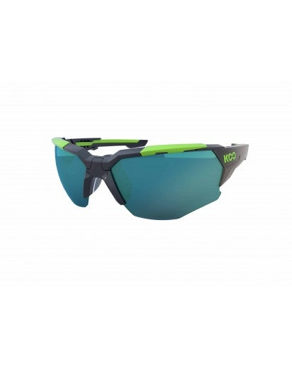 Koo Orion Sunglasses Black/Lime