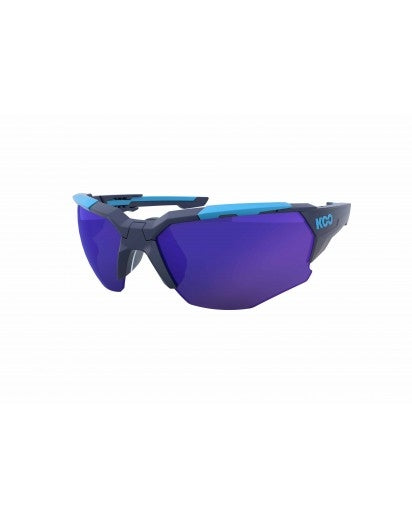 Koo Orion Sunglasses Black/Blue