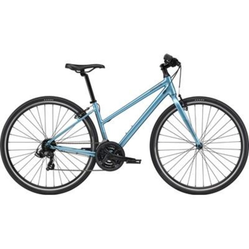 Cannondale Quick 6 Remixte Women's Hybrid Bike 2021