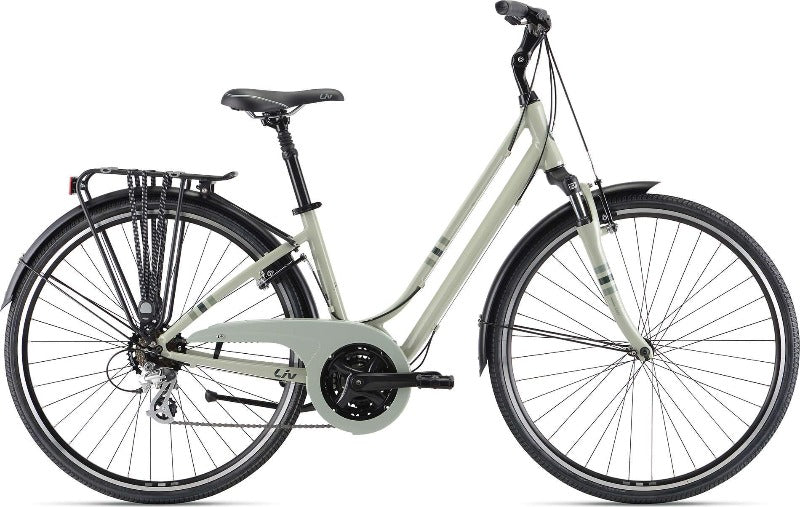 Giant Flourish FS 2 Women's Hybrid Bike 2021