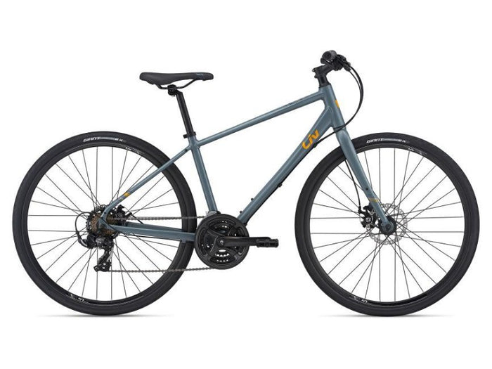 Giant Alight 3 Disc Women's Hybrid Bike 2021