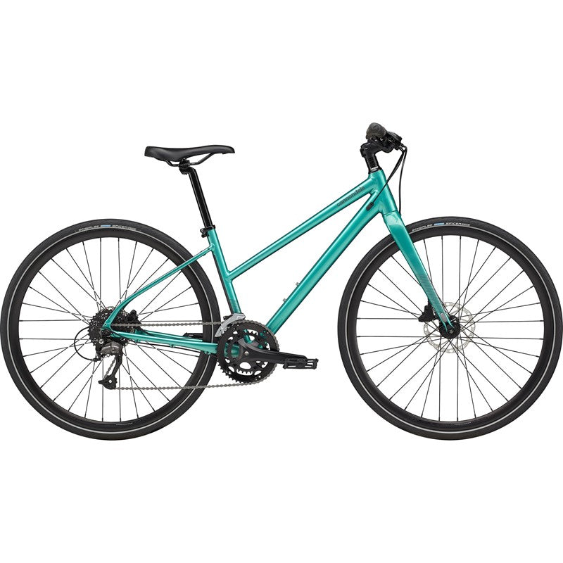 Cannondale Quick Disc 3 Remixte Women's Hybrid Bike 2021