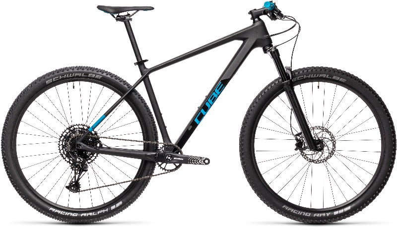 Cube Reaction C:62 ONE Mountain Bike 2021